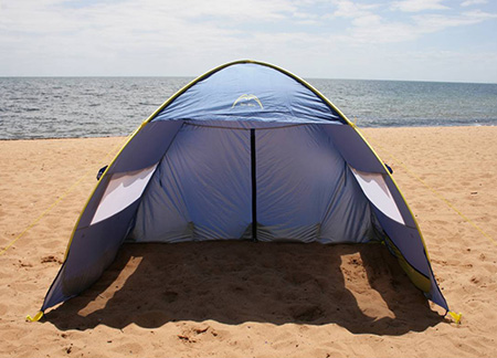 SUNWING FAMILY BEACH TENT & Beach Tents Australia by BeachKit